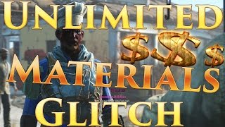 getlinkyoutube.com-Fallout 4 Unlimited Crafting Materials Money Glitch *BEST* Infinite Bottle Caps (Fallout 4 Glitches)