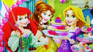 getlinkyoutube.com-Disney PRINCESS Kids Puzzle Games Rompecabezas Play Puzzles De Learning Activities Toys