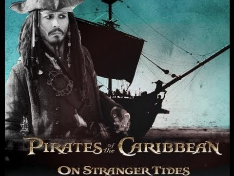 Pirates of the Caribbean: On Stranger Tides - Extended Super Bowl Trailer