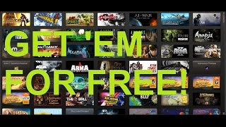 getlinkyoutube.com-How to get Steam Games for FREE (3 Easy Ways)