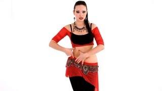 getlinkyoutube.com-How to Do Maya & Undulation Moves   Belly Dance