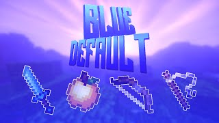 "getlinkyoutube.com-REVIEW TEXTURE PACK PVP MINECRAFT | ""Blue Default Edit"""