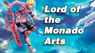 Lord of the Monado Arts - A Shulk SSB4 Wii U Combo / Highlights Video (FuerzaDON)