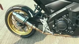 getlinkyoutube.com-EP27: YAMAHA M-Slaz : ท่อแต่งซิ่ง :TEACHER BIKER REVIEW
