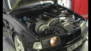 getlinkyoutube.com-Insanity 328 Turbo Dyno@PPF-08