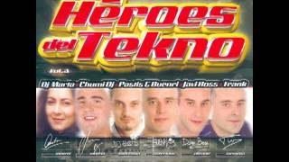 getlinkyoutube.com-HEROES DEL TEKNO - Volumen 3 CD 2 - Chumi Dj