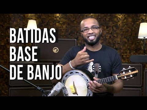 Batida Base De Banjo (aula t�cnica)