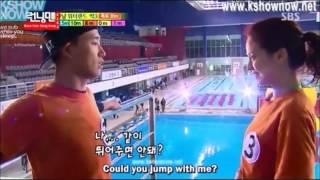 getlinkyoutube.com-RM Monday Couple Moments (개리&지효)