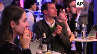 getlinkyoutube.com-Reaction in France, Germany, Italy and Kenya to Obama victory