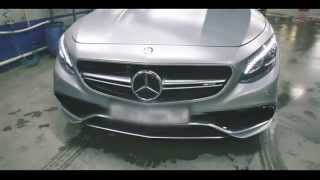 getlinkyoutube.com-Тест-драйв от Давидыча Mercedes S-coupe 63 AMG.