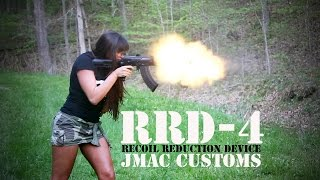getlinkyoutube.com-FULL-AUTO M92 with RRD-4 ONE HANDED - JMac Customs