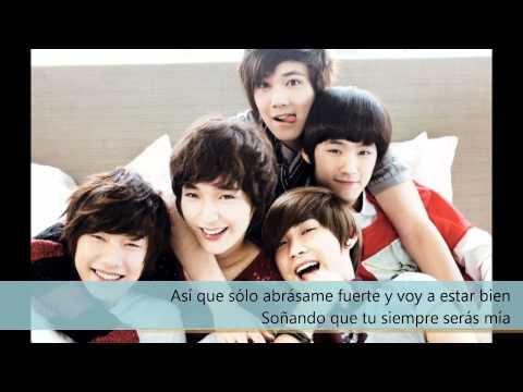 Always Be Mine En Español de F T Island Letra y Video