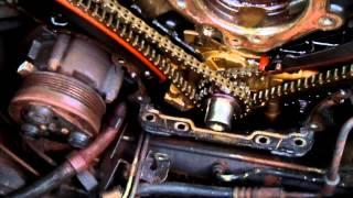 getlinkyoutube.com-Ford 5.4 3V Timing Set! PT 02