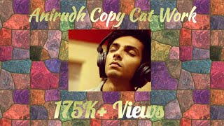 Anirudh VIP song copy from Yuvan Manmadan Song