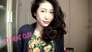 getlinkyoutube.com-《JUSTFAB》不傷髮質!睡夢中製造飄逸捲髮!