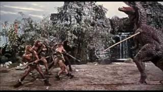 getlinkyoutube.com-One Million Years B. C. Highlight
