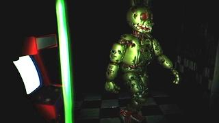 getlinkyoutube.com-Five Nights at Freddy's: Final Hours Follow Springtrap (Warning!)
