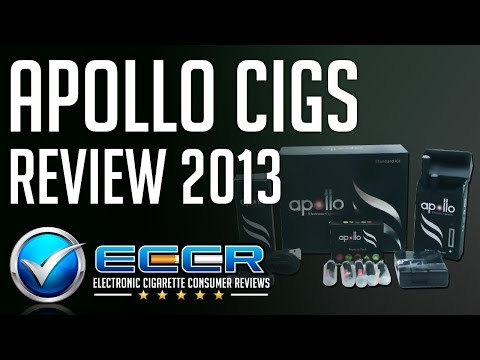 In-Depth Apollo E-Cigarette Review - Unbiased Electronic Cigarette Consumer Reviews