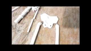 getlinkyoutube.com-Esqueleto Maqueta