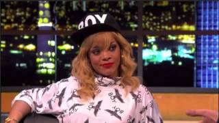 getlinkyoutube.com-Rihanna Funny Moments