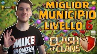 getlinkyoutube.com-IL MUNICIPIO LIVELLO 6 PIù FORTE - Clash of Clans #6