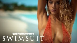 getlinkyoutube.com-Hannah Ferguson's Hottest Swimsuit Video | Irresistibles | Sports Illustrated Swimsuit