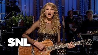 Taylor Swift Monologue: Monologue Song - Saturday Night Live