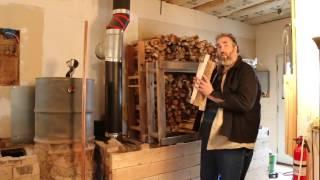 Frankenstein Rocket Mass Heater (Try Everything!)