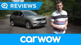 getlinkyoutube.com-Volkswagen Tiguan SUV 2017 review | Mat Watson Reviews