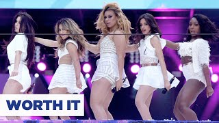 Fifth Harmony - 'Worth It' (Summertime Ball 2015)
