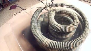 getlinkyoutube.com-Verkabelung / wiring 3-stacker KESHE Magrav reactor