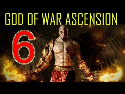 God of War Ascension - walkthrough part 6 let's play gameplay god of war 4 walkthrough part 1 PS3 HD