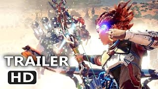 getlinkyoutube.com-PS4 - Horizon Zero Dawn New Trailer (2017)