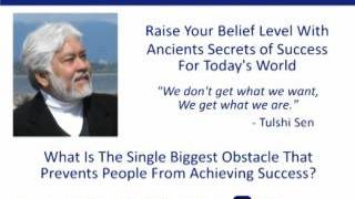 What Is The Single Biggest Obstacle That Prevents People From Achieving Success?