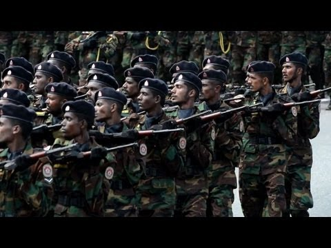 Sri Lankans take part in National War Hero's Day