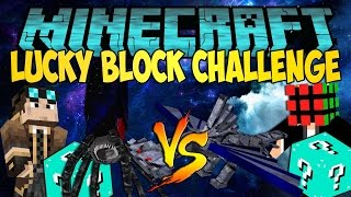 getlinkyoutube.com-IL CALAMARO ALIENO! - Minecraft : Lucky Block Challenge - Ep.6