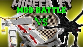 getlinkyoutube.com-THE KING VS NIGHTMARE - Minecraft Mob Battles - OreSpawn Mod Strongest Bosses