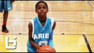 getlinkyoutube.com-4'11 Chase Adams has Better Handles Than You! Top Chicago 7th Grader Official Ballislife Mixtape.