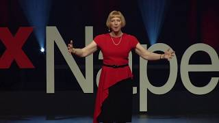 Reading minds through body language | Lynne Franklin | TEDxNaperville width=