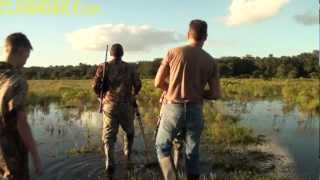 getlinkyoutube.com-Hunting Swamp Buffalo & Monster Pigs
