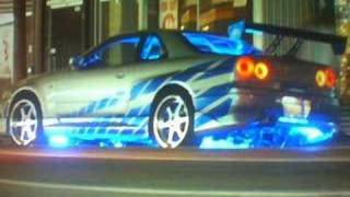 getlinkyoutube.com-2 fast 2 furious skyline