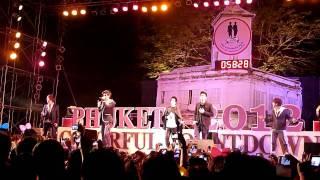 getlinkyoutube.com-K-otic เผื่อวันพรุ่งนี้ one wish at Phuket Countdown 2012