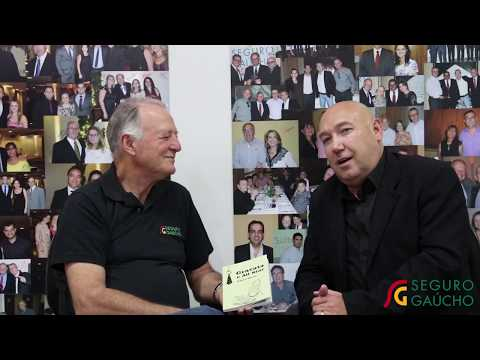 Imagem post: Seguro Gaúcho entrevista o Escritor e Corretor Rogério Madrid
