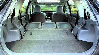getlinkyoutube.com-The packaging inside the 7-seater hybrid Toyota PriusPlus
