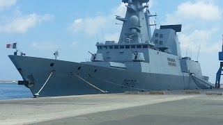 getlinkyoutube.com-French Navy - FORBIN D620 frigate
