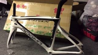 getlinkyoutube.com-Chinarello F8 unboxing and review