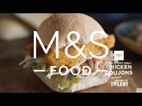 M&S Food sponsors Britain's Got Talent - Autumn 2020 idents reel 3 | M&S FOOD