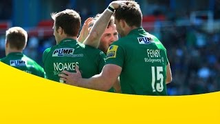 Aviva Premiership 2015/16 Team Preview: London Irish