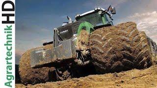 getlinkyoutube.com-FENDT 936 | JOHN DEERE 8360 | Cultivating | Bodenbearbeitung | AgrartechnikHD