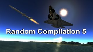 KSP - Compilation of Random Clips Nr. 5